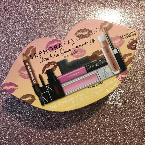 Sephora Favorites - Give Me Some Summer Lip Set Labiales