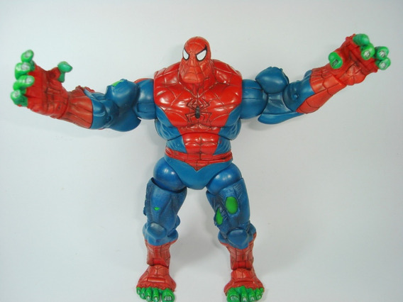 Hulk Spider Man Marvel Legends Toy Biz Spider-hulk