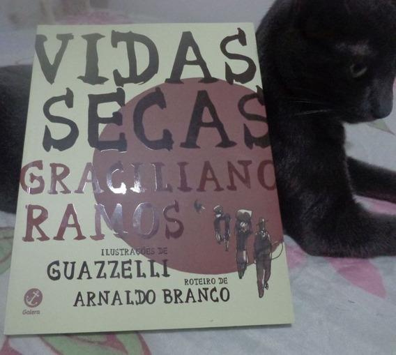 Vidas Secas - Graphic Novel - Graciliano Ramos - Hq