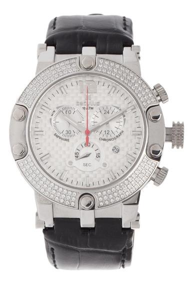 Relógio Seculus 24703g0sgnc5 Prata