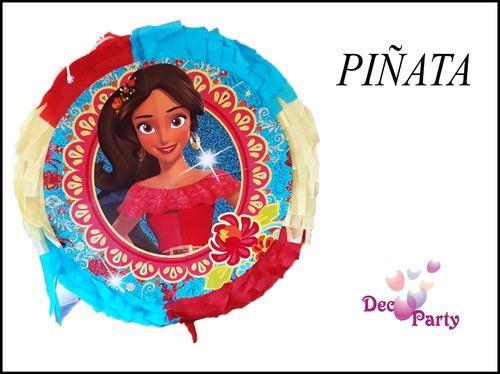 Piñatas Infantiles. Elena De Avalor