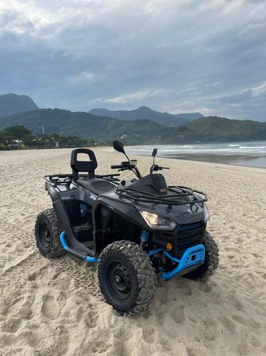 Imagem 1 de 7 de Segway Snarler 570 Quadriciclo Atv Cf Moto Cforce 520 Canam
