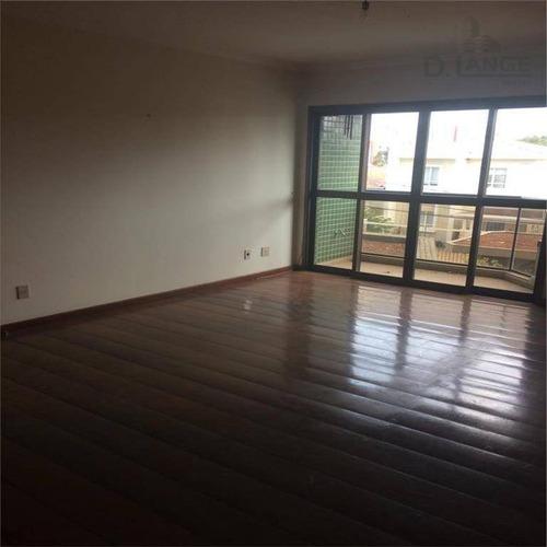Imagem 1 de 20 de Apartamento Residencial À Venda, Botafogo, Campinas - Ap10548. - Ap10548