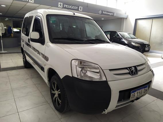 Peugeot Partner Patagónica 2017 1.6 Hdi Vtc Plus 92