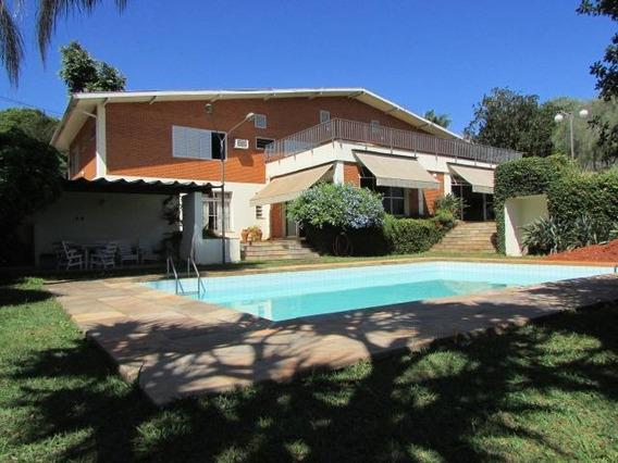 Casa Com 4 Dormitórios À Venda, 471 M² Por R$ 2.360.000,00 - Chácara Nazaré - Piracicaba/sp - Ca0015