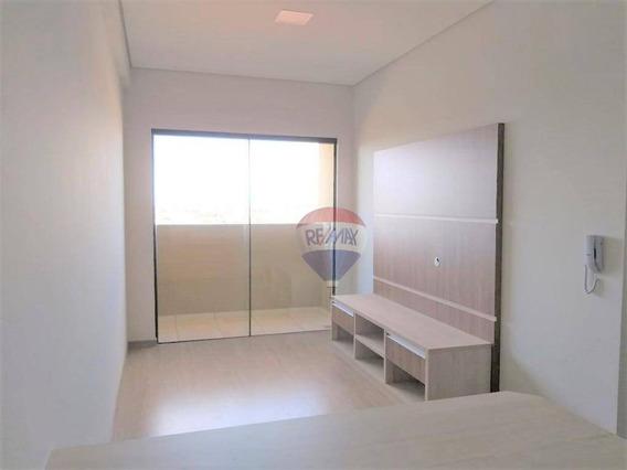 Apartamento Com 1 Dormitório À Venda, 36 M² Por R$ 250.000 - Jardim Bom Pastor - Botucatu/sp - Ap0272