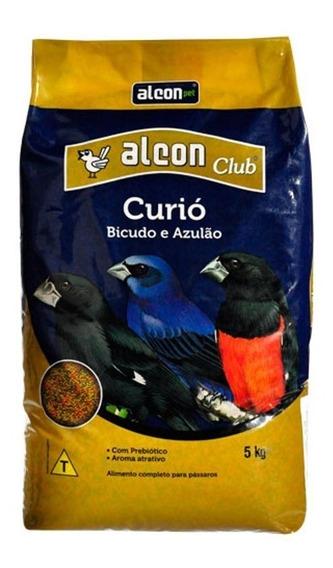 Alcon Club Curió 5kg 5 Kg - Ração P/ Bicudo Azulão Curió
