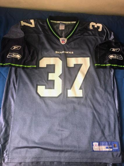 Jersey Original Reebok Nfl Seattle Seahawks, Buen Estado