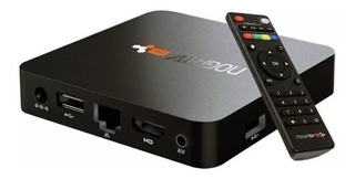 Tv Box Android Smart Tv Mini Pc Netflix Noga Live La Plata