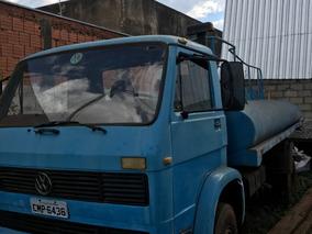 Volkswagen Vw 14140 - Caminhao Pipa