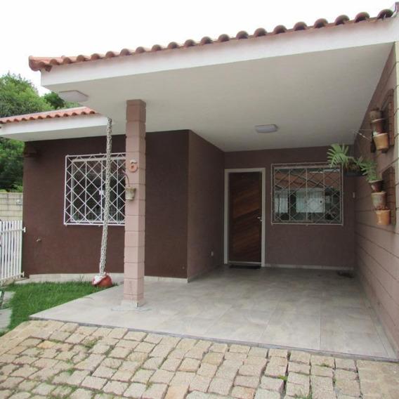 Casa Em Porto Das Laranjeiras, Araucária/pr De 130m² 2 Quartos À Venda Por R$ 265.000,00 - Ca570816