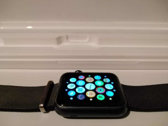 Apple Watch Series 1, 42mm, Color Gris Espacial