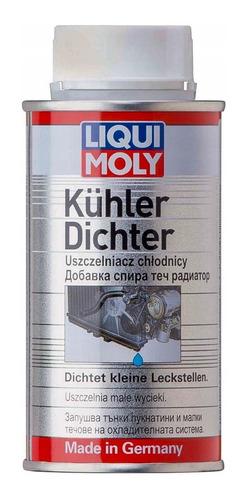 Imagen 1 de 9 de Aditivo Kuhler Dichter Liqui Moly Tapa Fugas Radiador 150ml