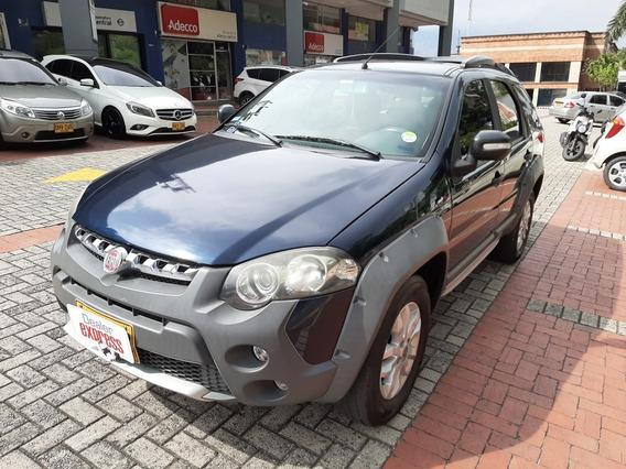 Fiat Palio Adventure 1.6 Mt 2014