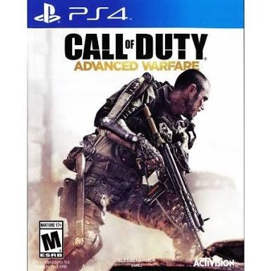 Frete Gratis Call Of Duty Advanced Warfare Ps4 Novo Lacrado