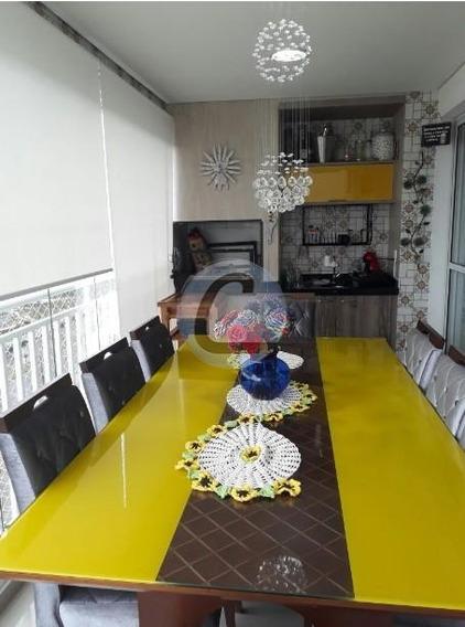 Lindo Apartamento Mobiliado Domo Life Sbc - Ap3389
