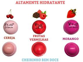 Hidratante Protetor Labial Lip Balm Variados ( Unidade )