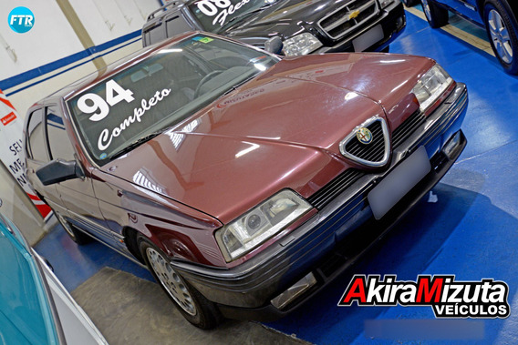Alfa Romeo 164 3.0 V6 12v Gasolina 4p Manual