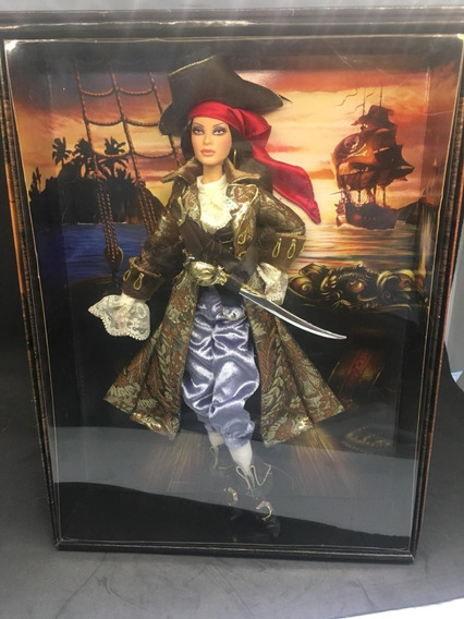 Barbie Collector The Pirate 2007 Model Muse Pirata