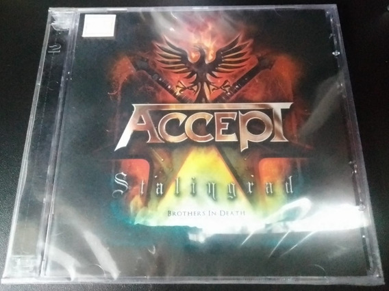 Cd Accept Stalingrad Brother Stalingrad Brothers In Death