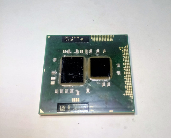 Processador Intelcore I5 560m 2.66ghz 1ª Geração P/ Notebook