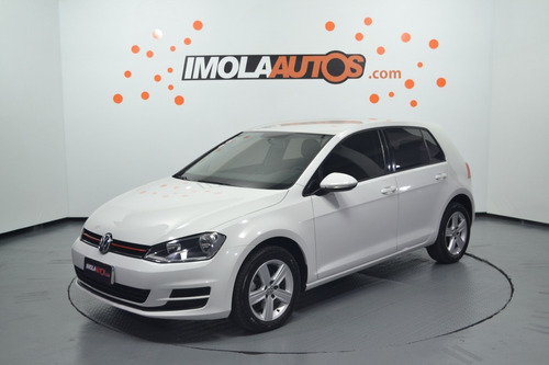 Volkswagen Golf 1.6 Trendline M/t 2016 Imolaautos