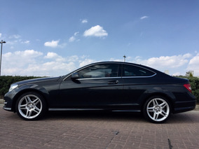 Mercedes Benz Coupe Cgi Clase C 350