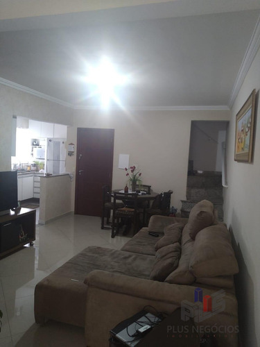 Cobertura À Venda Em Vila Cecilia Maria - Co005458