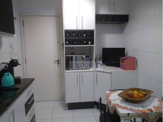Belíssimo Apartamento Localização Privilegiada Garagem Com Depósito, Box Para Lavar Carro, Sala Com Lareira E Muito Mais! - Ap1039