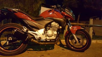 Honda Cb300 2010