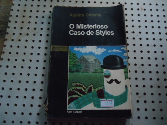 Livro O Misterioso Caso De Styles Agatha Christie N1777