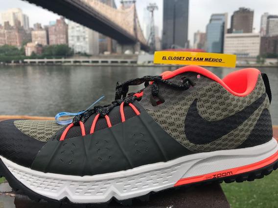 Tenis Nike Air Zoom Wildhorse 4 27.5cm 880565 Correr Running