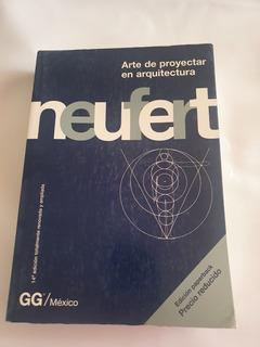 Neufert El Arte De Proyectar En Arquitectura Ed Paperback