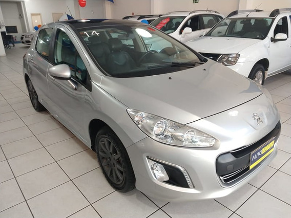 Peugeot 308 Hatch Active 1.6 16v 4p 2014