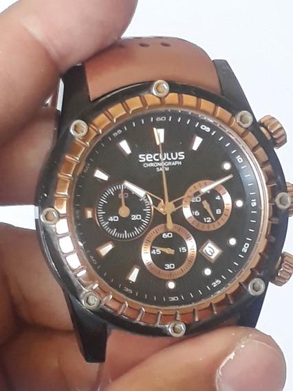 Relógio Masculino Seculus Chronograph