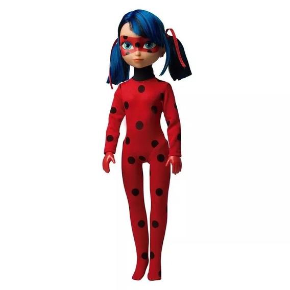 Boneca Miraculous Ladybug Musical 45 Cm Baby Brink Original