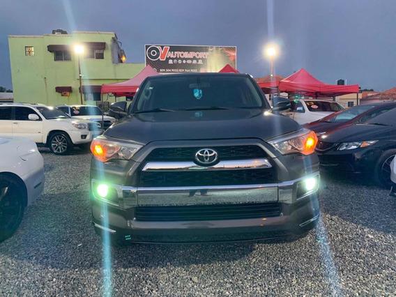 Toyota 4runner Límite