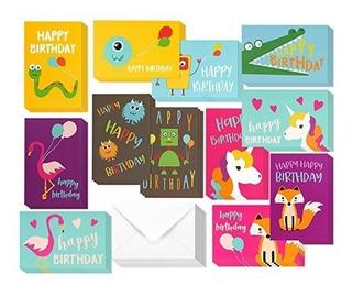 Tarjetas De Invitacion Cumpleaños Niño Por Paquete En