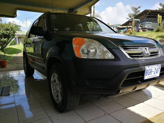 Honda Cr-v 4x2 Automático