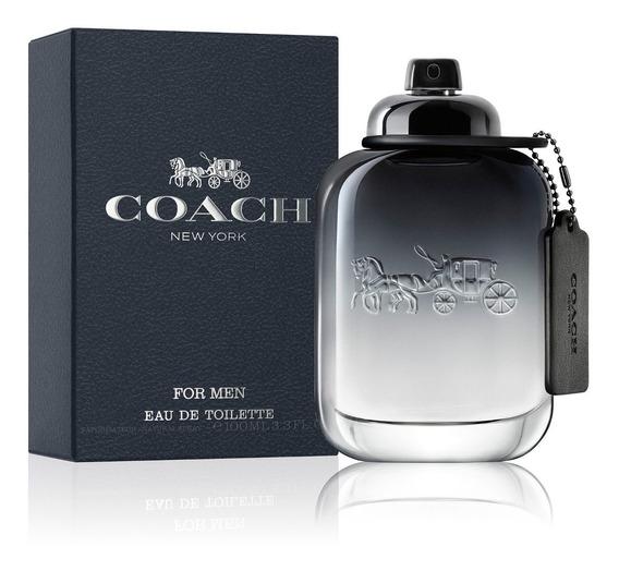 Perfume Coach Men Edt 100ml