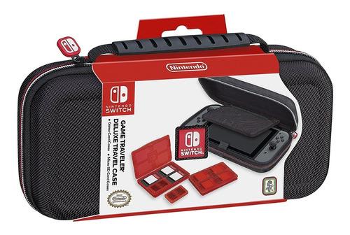 Nintendo Switch Joy Con Maleta De Lujo Deluxe Case Rds