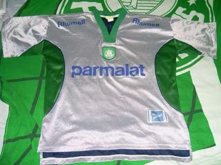 Camisa Treino Do Palmeiras 1999 100% Oficial - Tam. G
