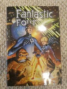 Fantastic Four By Mark Waid Omnibus