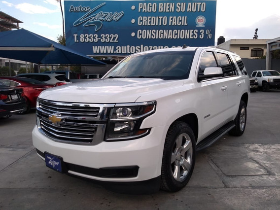 Chevrolet Tahoe Lt At 2015