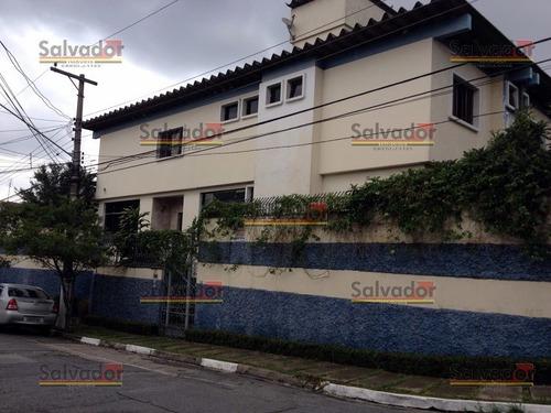Casa Sobrado Para Venda, 4 Dormitório(s), 378.0m² - 2497