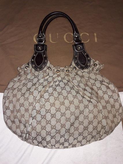 Cartera Original Gucci En Tela Guccissima Con Monograma!!!
