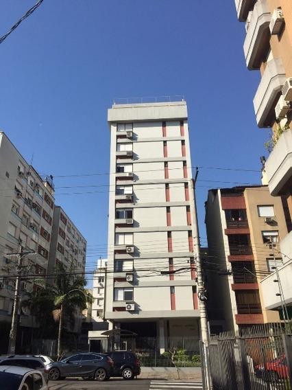 Cobertura Em Bom Fim Com 1 Dormitório - Fe5956