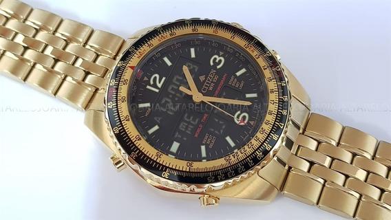 Relógio Citizen Wingman Promaster - Jq8003-51e