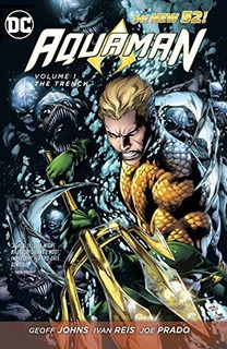 Hq - Aquaman The Trench - Vol 1