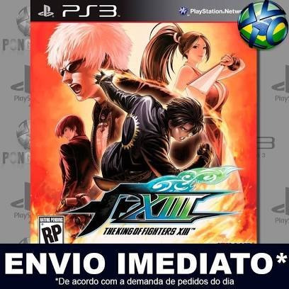The King Of Fighters Kof 13 Xlll - Ps3